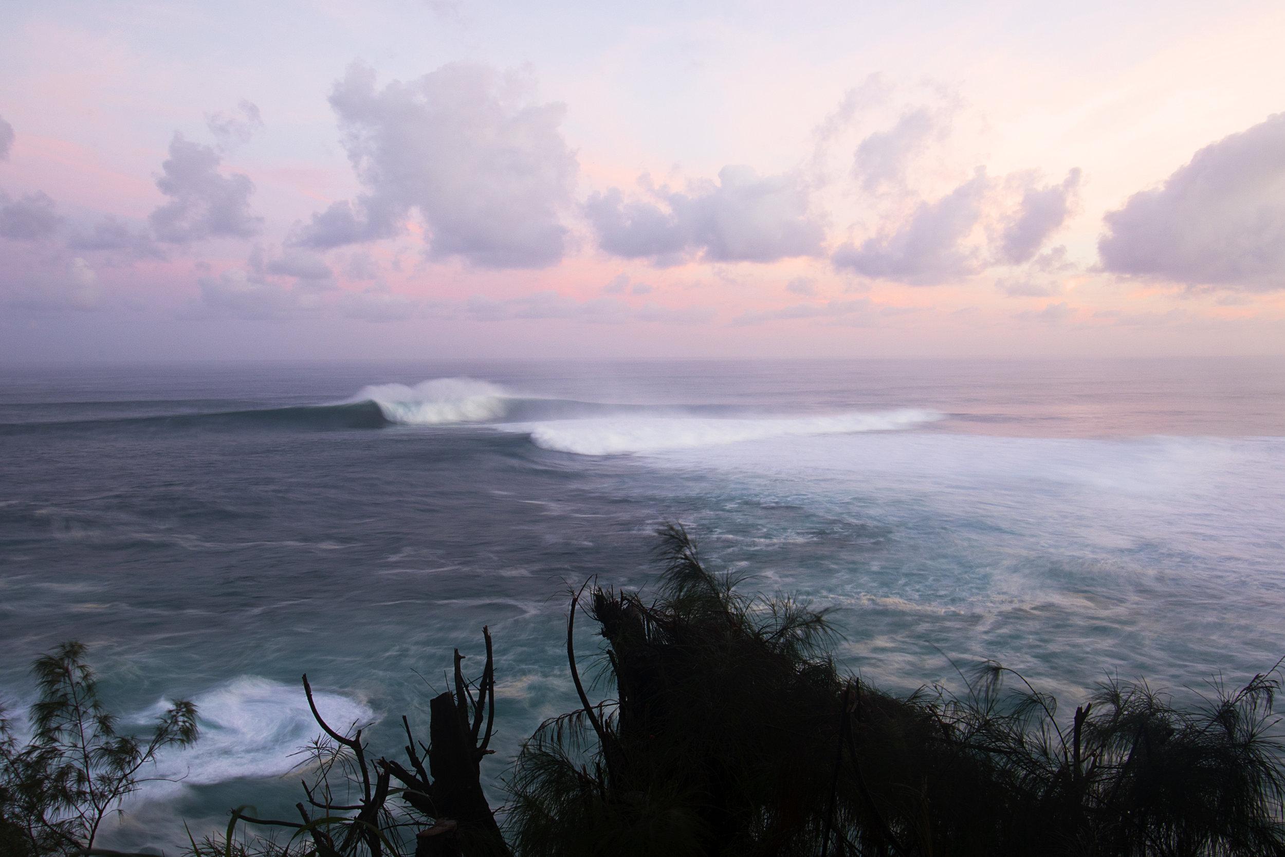 Jaws Sunrise