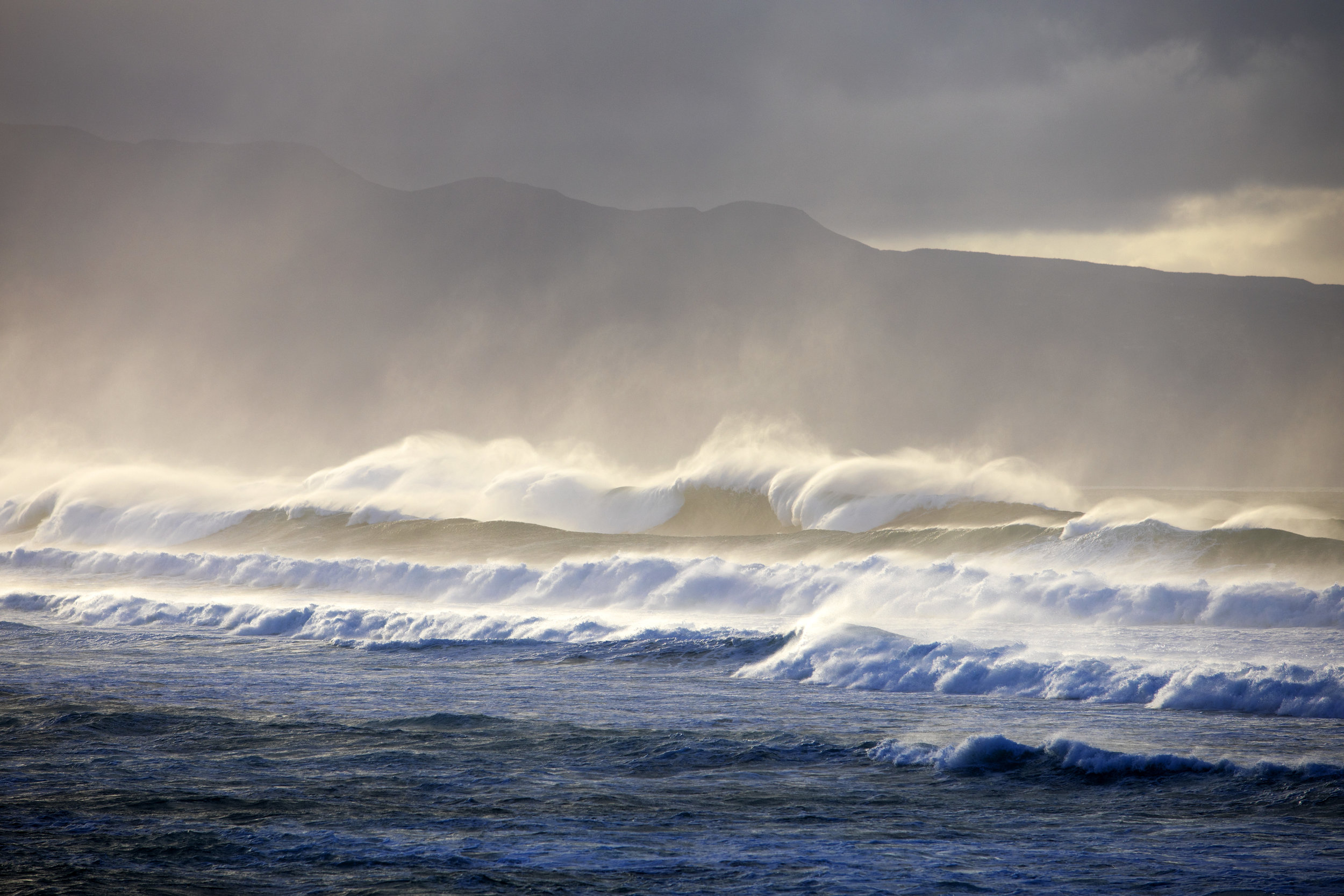 Windy Waves