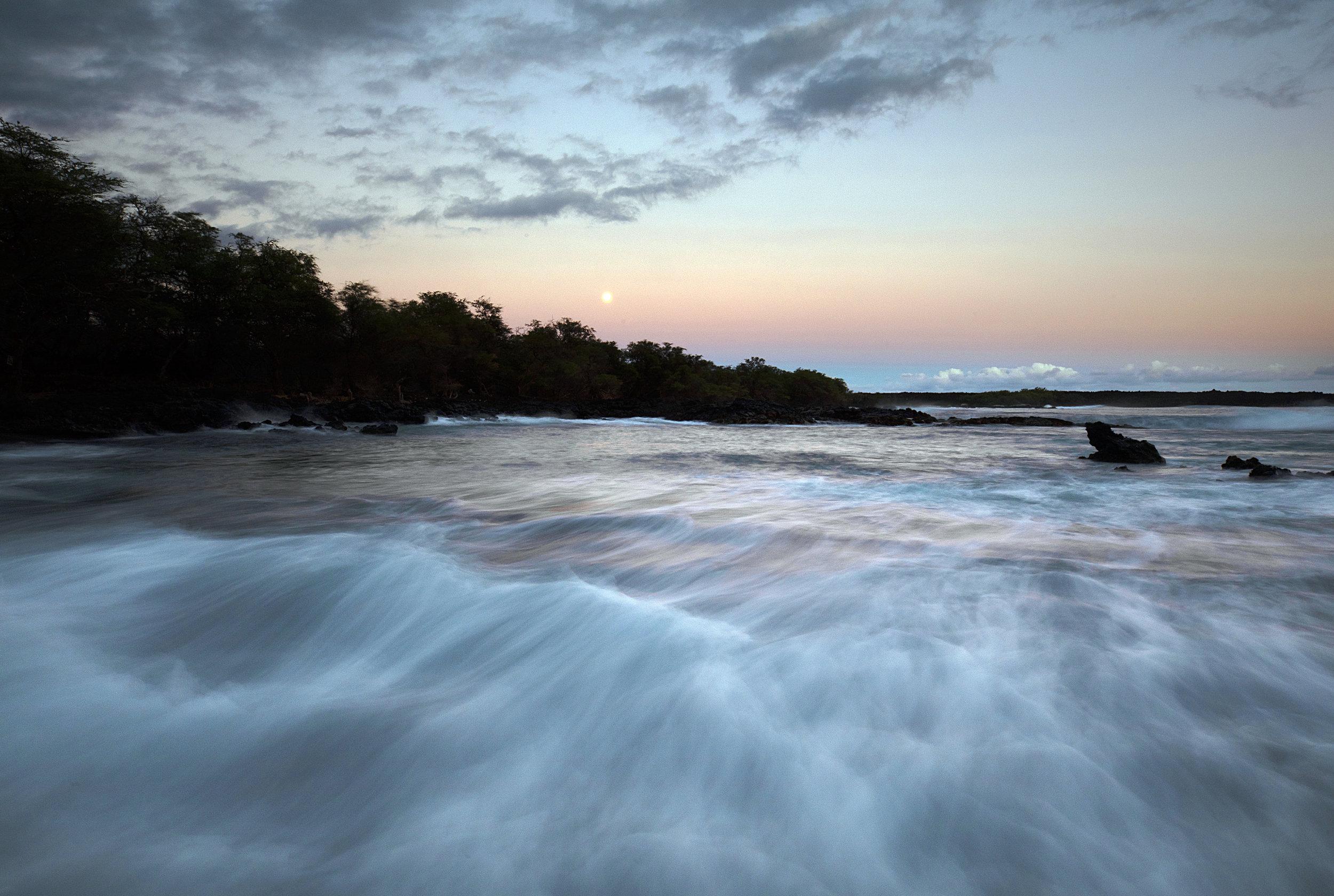 Maui Moonrise