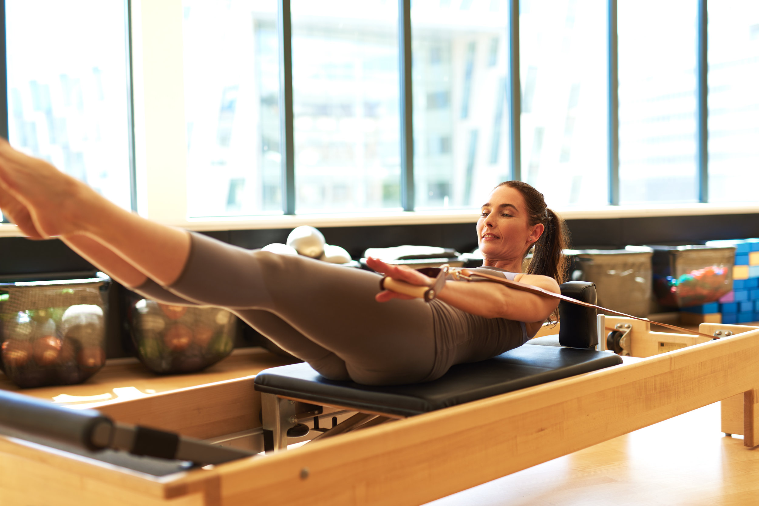 Pilates Essentials for Physiotherapists - a level one workshop