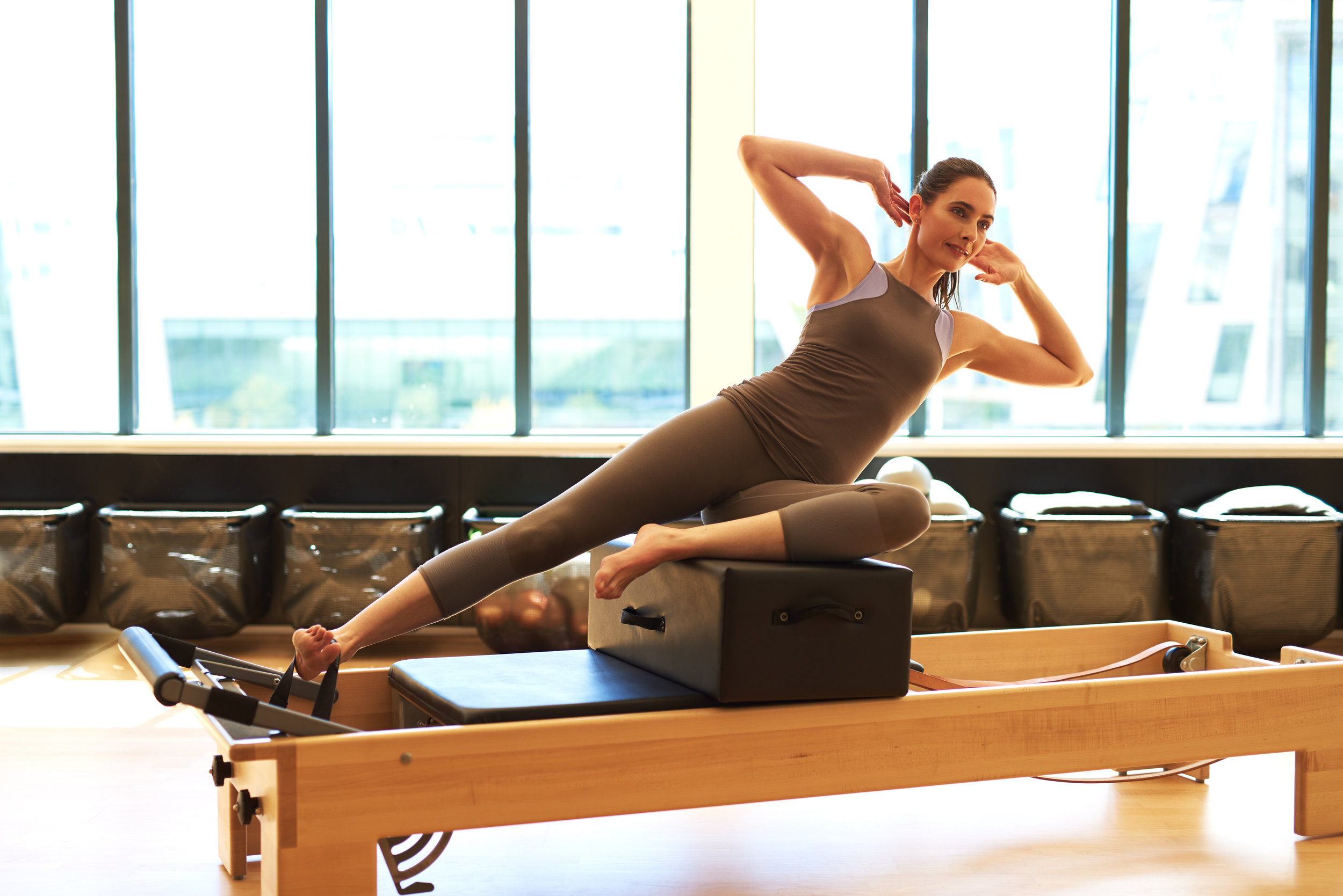 Pilates for High Performance Athletes - a level 2 workshop