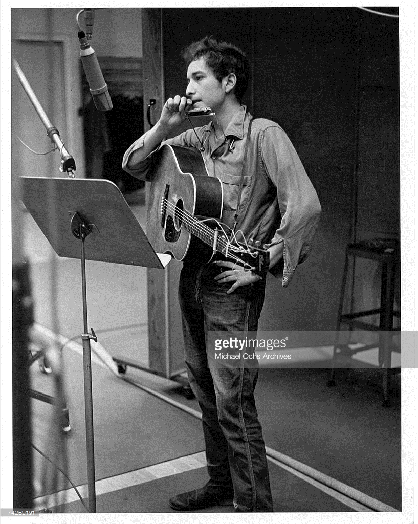 Bob Dylan with U67