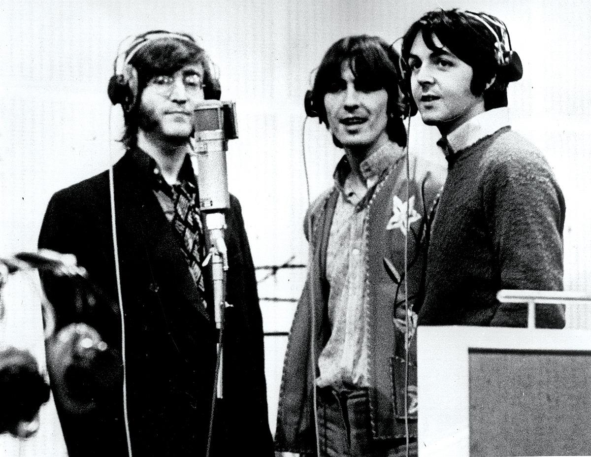 Beatles with U47