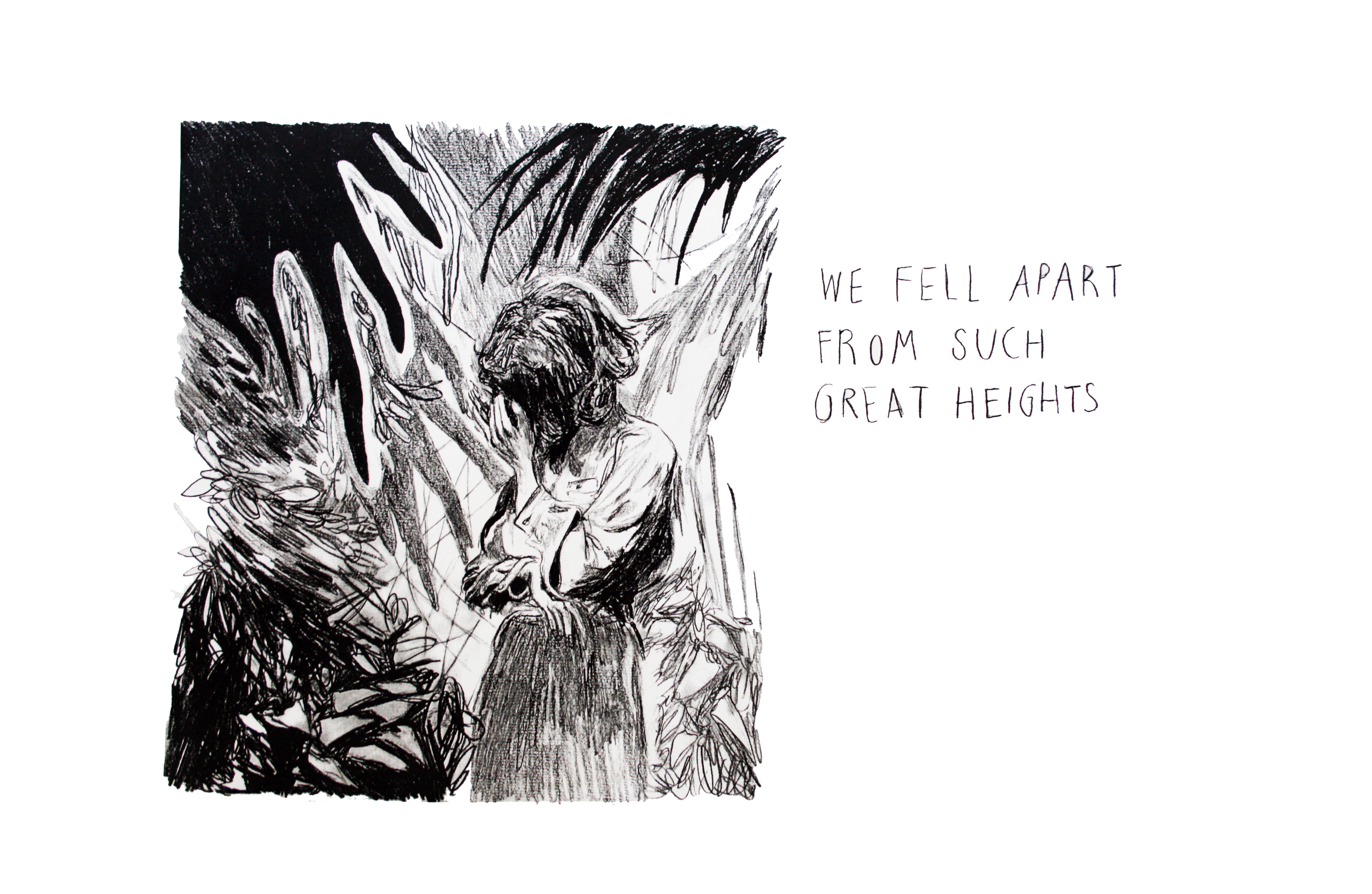 We Fell Apart From Such Great Heights