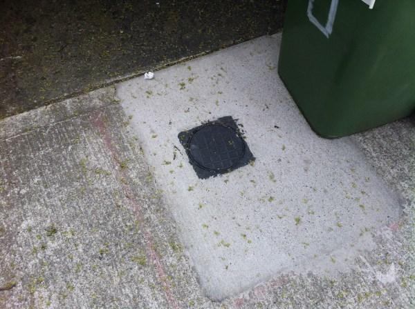 water meter box cover