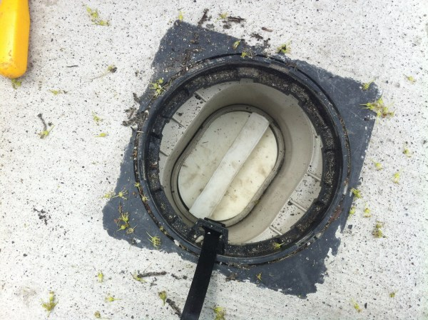 water meter box frost protector