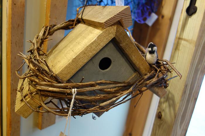William Morency - birdhouse