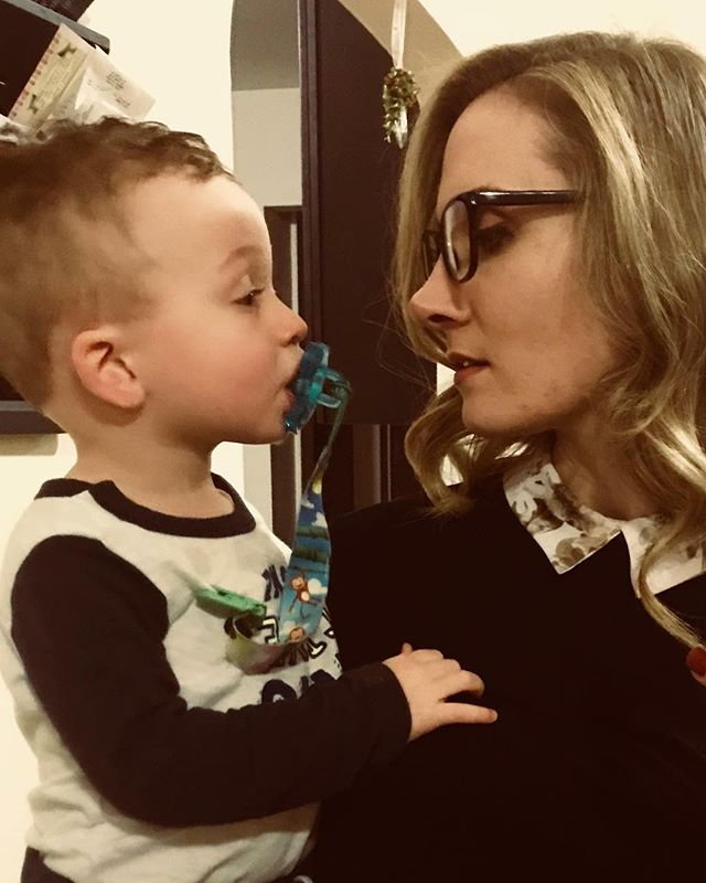 """Danielle Barry, NP, IBCLC and #Preconceive Coach shares a bit about her own #breastfeeding journey that eventually inspired her to become a #lactationconsultant. • """"Breastfeeding my son (20 months now!!) has been the most challenging part of my journey in #motherhood. We faced tongue and lip tie, poor latch, yeast, reflux, slow weight gain, proctocolitis, low milk supply and pumping at work. Our schedule consisted of small frequent feeds around the clock, small periods of sleep, a """"colicky"""" baby, trips to GI, allergy specialists and a TED diet."""" • """"Proctocolitis an is inflammation in the gut that is triggered by food proteins that have entered into the mother's milk supply or any foods that the baby has sensitivity to and ingests. A TED diet is when you eliminate all but a handful, 5 to 6 foods, until you reach baseline (normal diapers, happy baby, no rashes). Every 4 days you add in a new food pending the baby does not react. For 8 months, we had no more than 17 safe foods at once. When he turned 1, his GI system matured and we are a variety of foods. Reflecting on this, I can appreciate the sacrifices #parents make every day for their #kids, the stress and worry that is endured, and the love that drives our actions."""" • """"Before #delivery, I wish I'd done more research on breastfeeding. #Medical and #nursing training offers little education on the subject and the intricacies of the #mother and #baby pair. I was fortunate to find a lactation consultant, a fellow #nurse practitioner who preserved my fragile breastfeeding relationship with my son. She acted as a mentor during our journey and inspired me to get certified as a lactation consultant."""" • """"Now, having been on the other side of the experience - My advice is to find a #coach or provider who is creative and listens to your concerns and how your child is responding to their suggested interventions. Find someone who is willing to find solutions that fit into your #parenting style and acknowledges your wishes that"""
