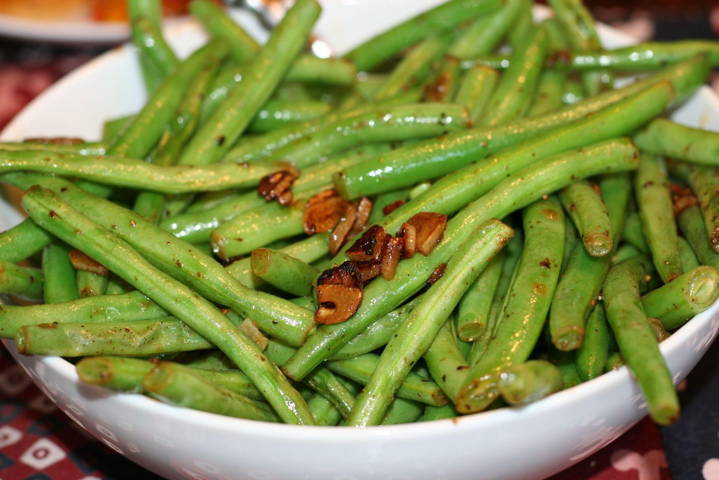 greenbeansgarlic