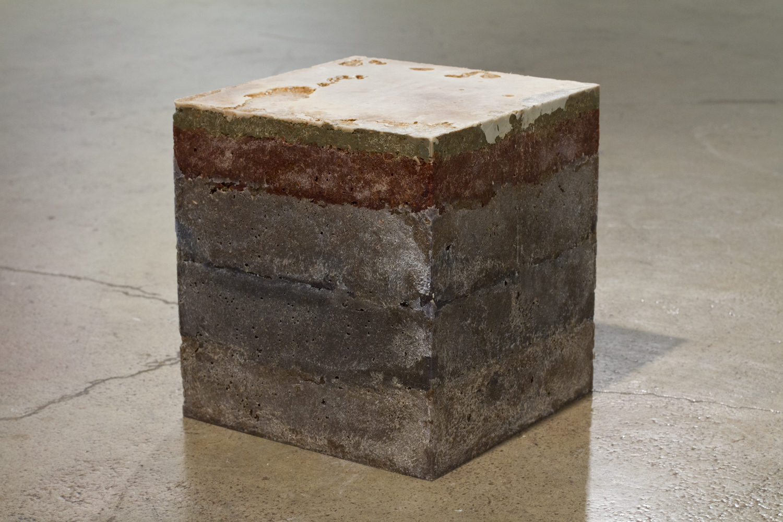 sawdust cube