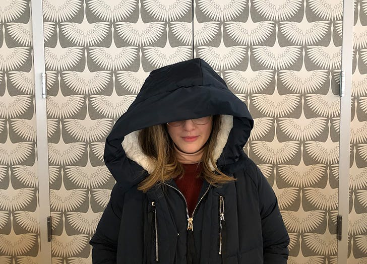 """I Bought the Famous Amazon Coat and It Is Both My Greatest Pride and My Greatest Shame - It's been dubbed the coat of moms on the Upper East Side of New York City, and for only $120 (affordable by warm winter coat standards), it took New York by storm. Add to cart with Amazon Prime, and it's hanging on your coat rack by tomorrow evening. With such brutal force did the Orolay Thickened Down Jacket hit us that you can refer to it simply as """"the Amazon coat,"""" and everyone will know what you're talking about.And now as we encroach upon the dark and biting days of March, I must confess: I, too, purchased the illustrious Amazon coat, and it is at once one of my favorite purchases of all time…but also a conduit of great shame…[Continue reading]"""
