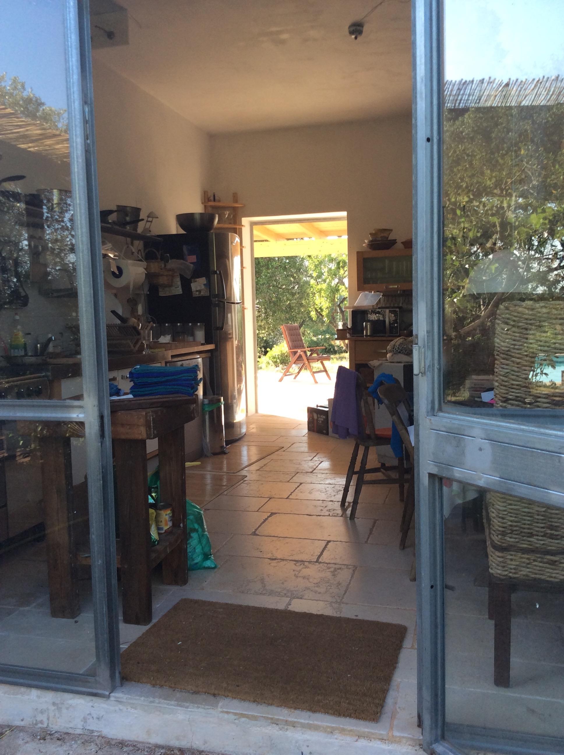 Seamless indoor - outdoor