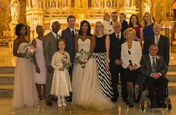 Francis- Suchcicki Wedding