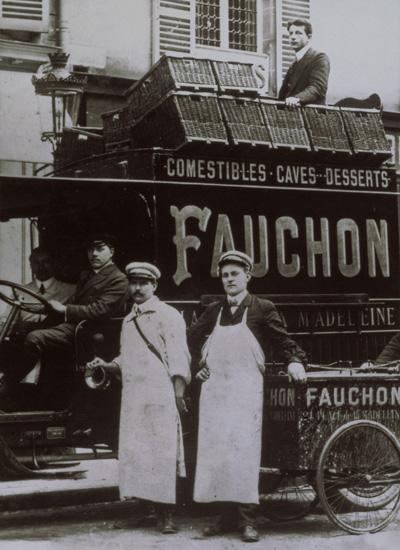 圖3. 宛如甜點大師養成班的 Fauchon,是個已有 120 年悠久歷史的品牌。(圖片來源: Fauchon官網 )