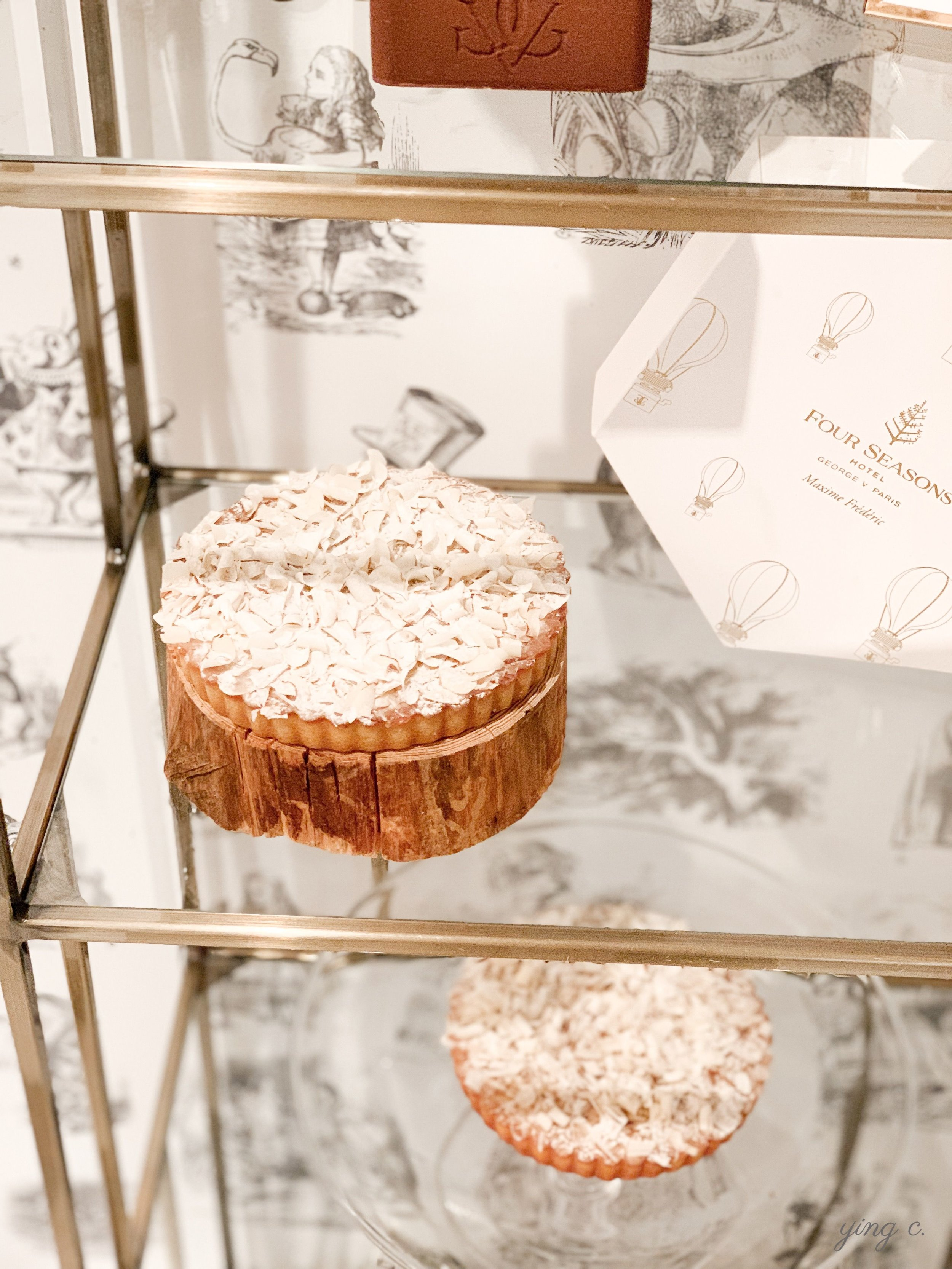 gâteau Nantais / 南特蛋糕