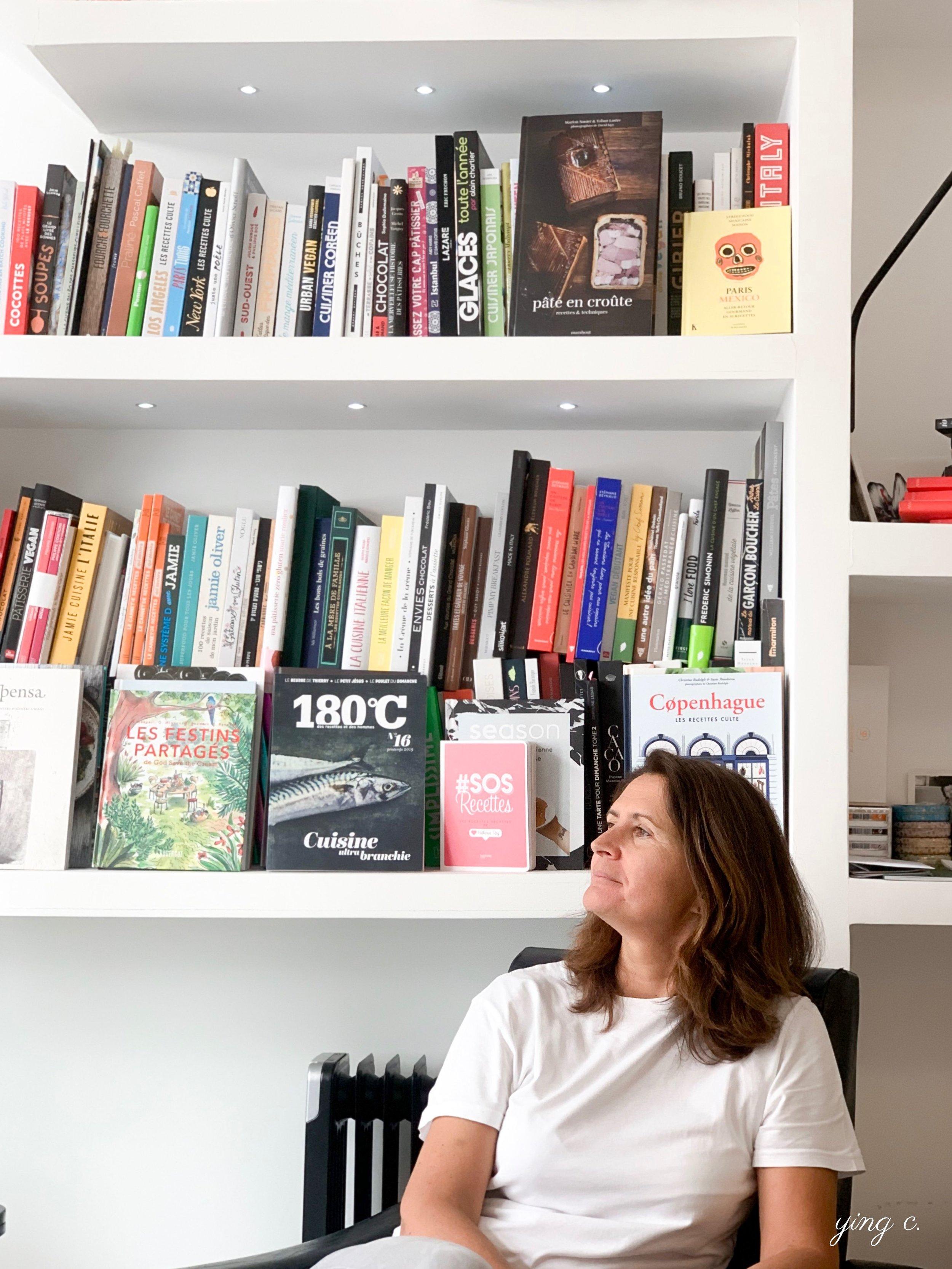 《 Fou de Pâtisserie 》共同創辦人與總編輯 Julie Mathieu。