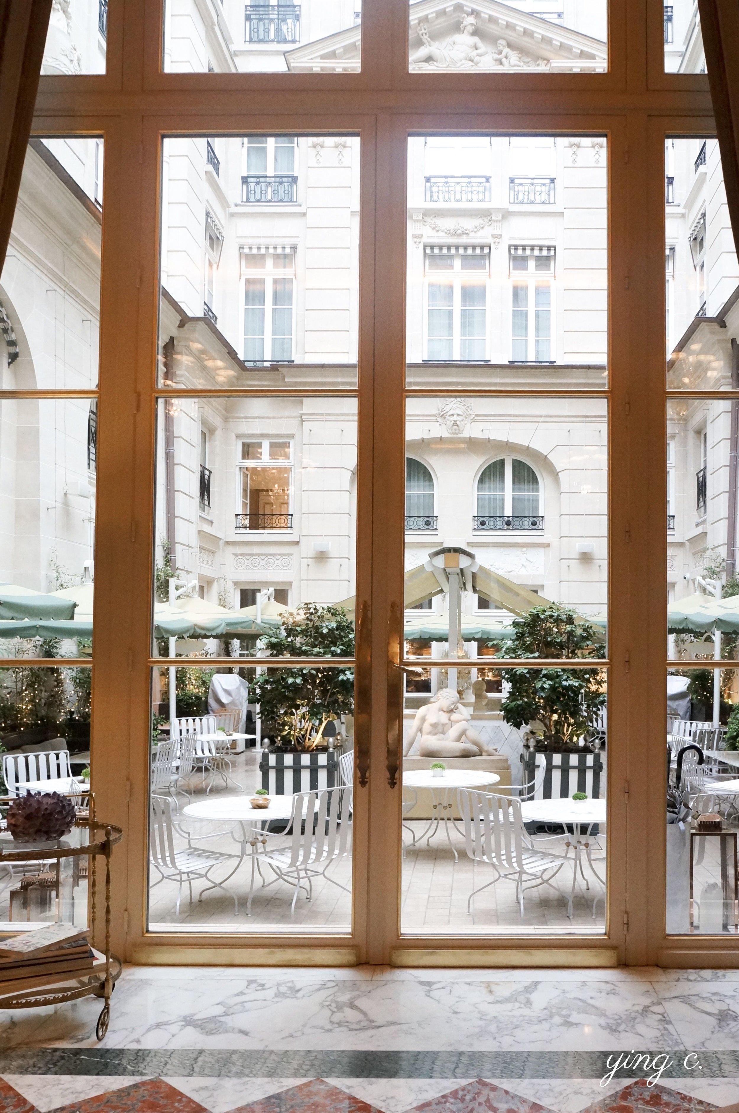 氣氛沈穩優雅的冬之花園下午茶廳。期待下次再會!