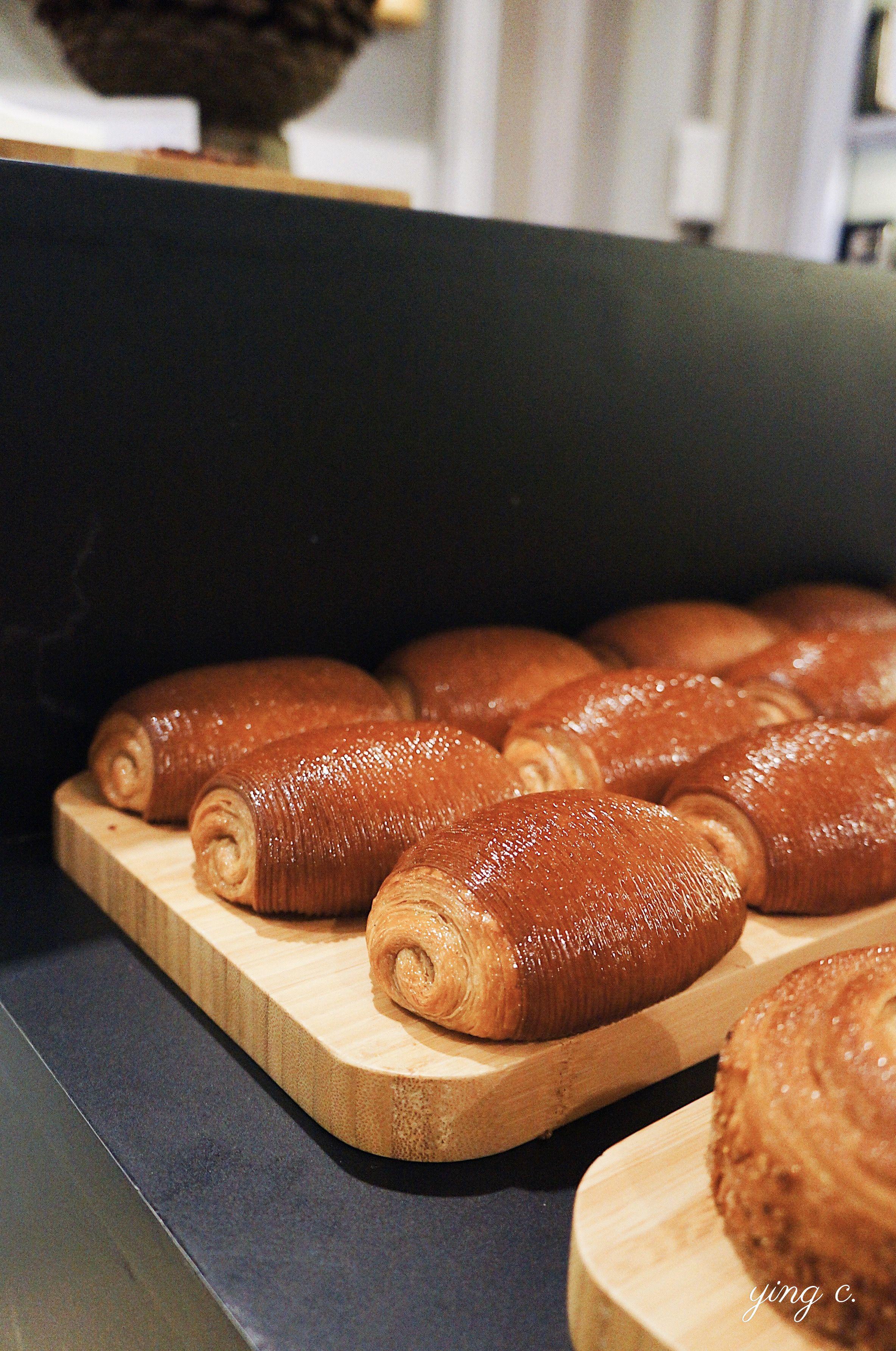 在喬治五世四季酒店 2018 年聖誕節與  2019 年復活節快閃店 都有出現的巧克力酥皮麵包。