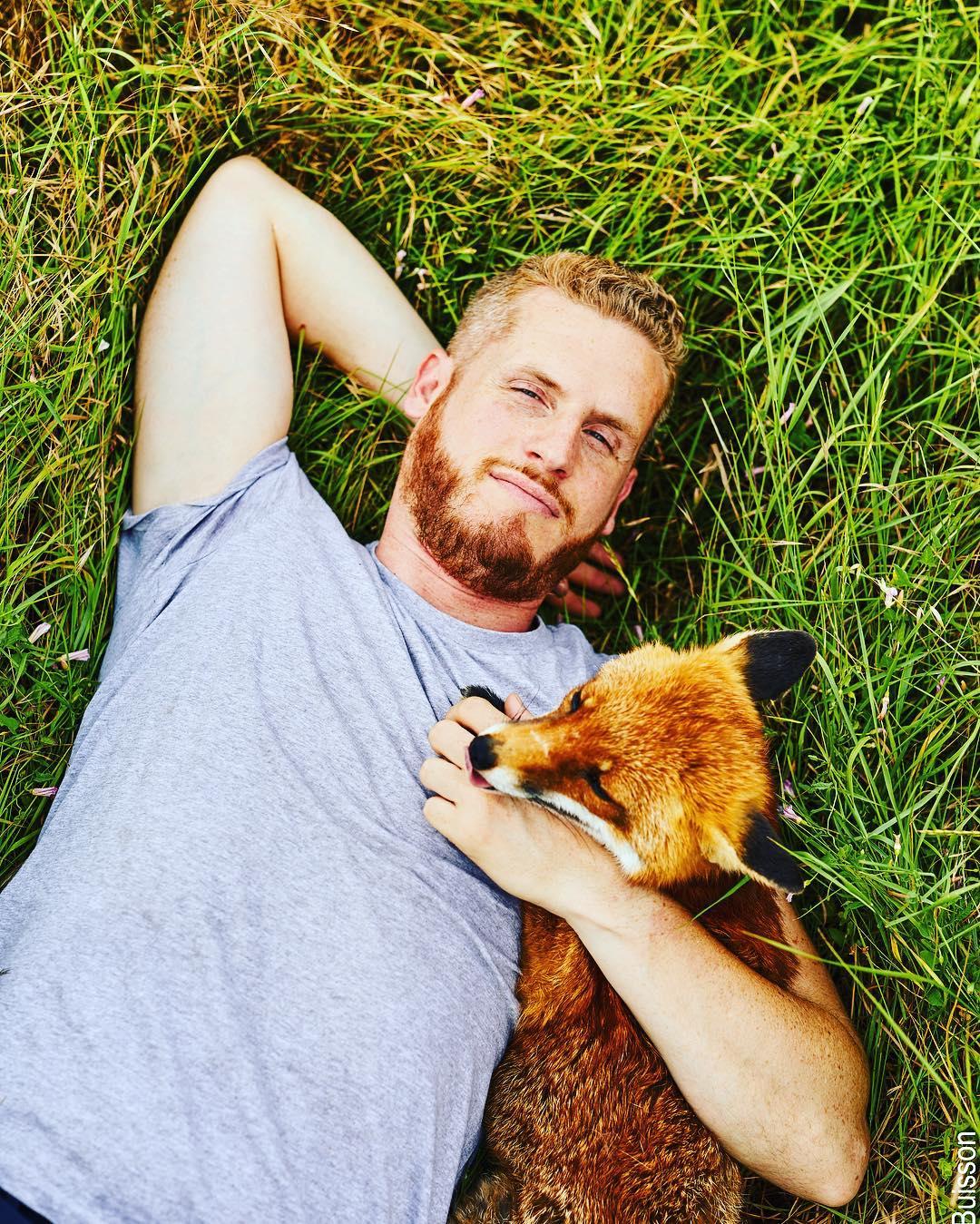Yann Couvreur 主廚選擇以狐狸為甜點店的吉祥物,象徵自己熱愛自由、希望能不受拘束地創作。(照片來源:Instagram| @yanncouvreur  )