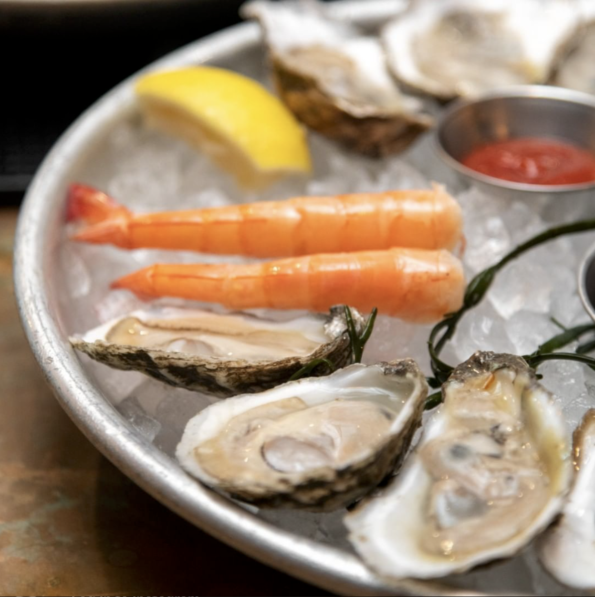 The Lowcountry outpost of the acclaimed Virginia-based oyster farm. Come for the raw bar and stay for Chef Kevin Kelly's much lauded light, bright and brazen menu.