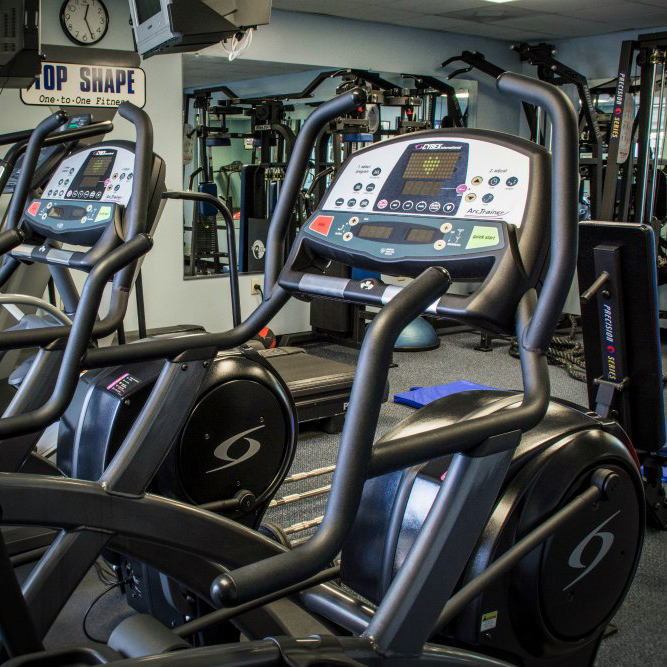 A well-equipped, private training studio offering one-to-one, step-by-step personalized workouts with Charleston's best trainers.