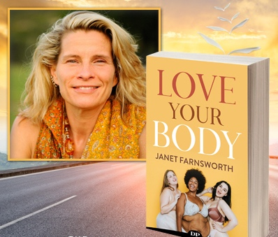 Love Your Body - This is a book about your body.This is a book about ending your belief that you are inadequate and finally discovering you are not just enough – but all you desire.This is a book about meeting yourself where you are and discovering you are already magnificent.This is a book about YOU!