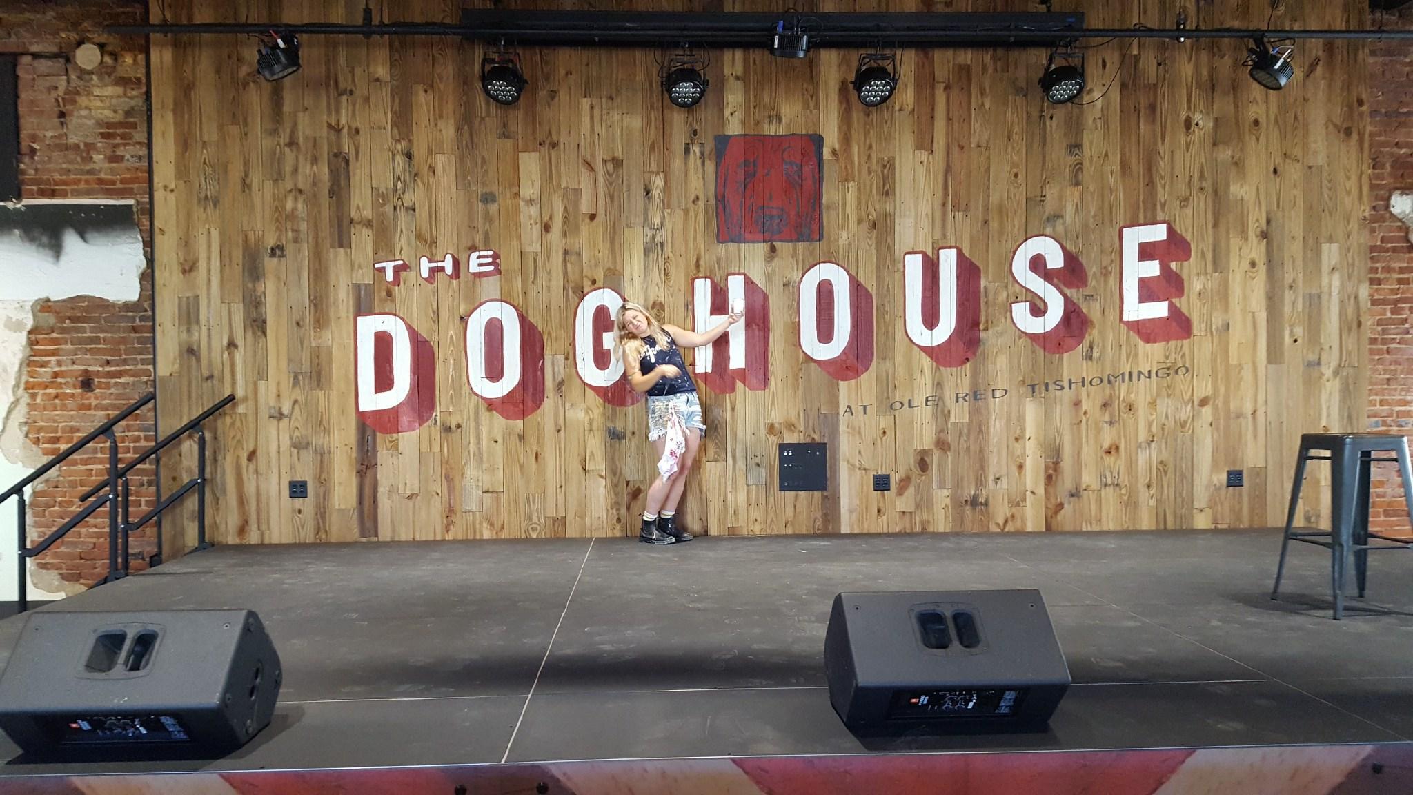 Dog House, Ole Red, Tishomingo