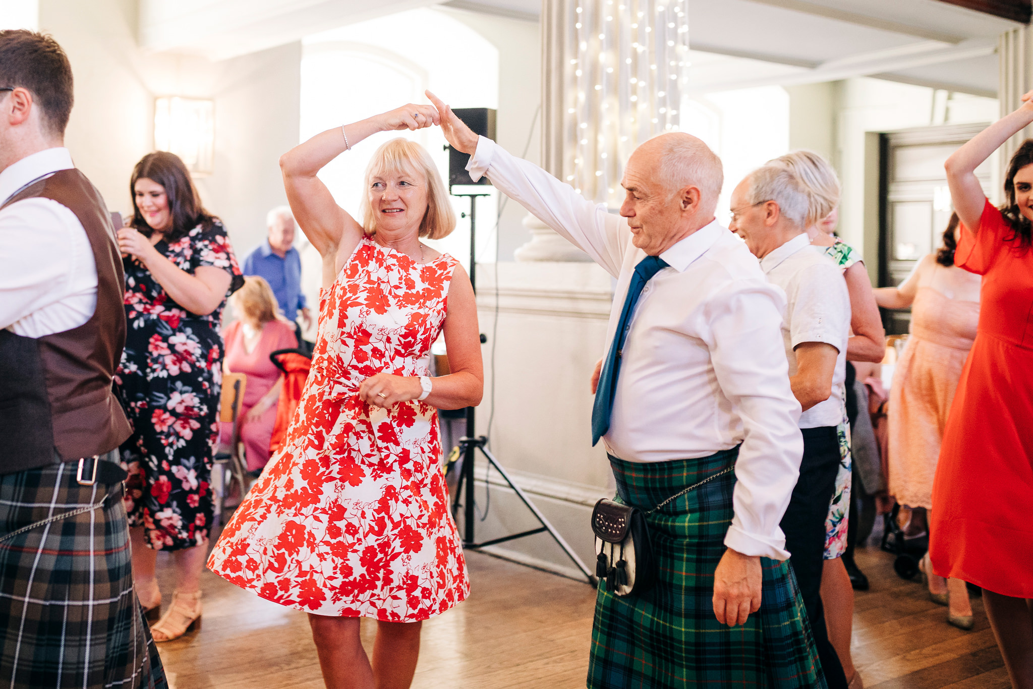 st andrews in the square glasgow wedding photographer