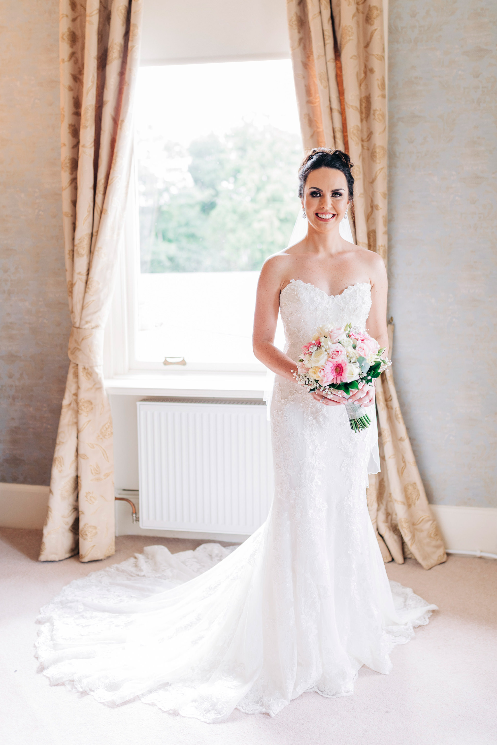 cornhill castle biggar wedding photographer