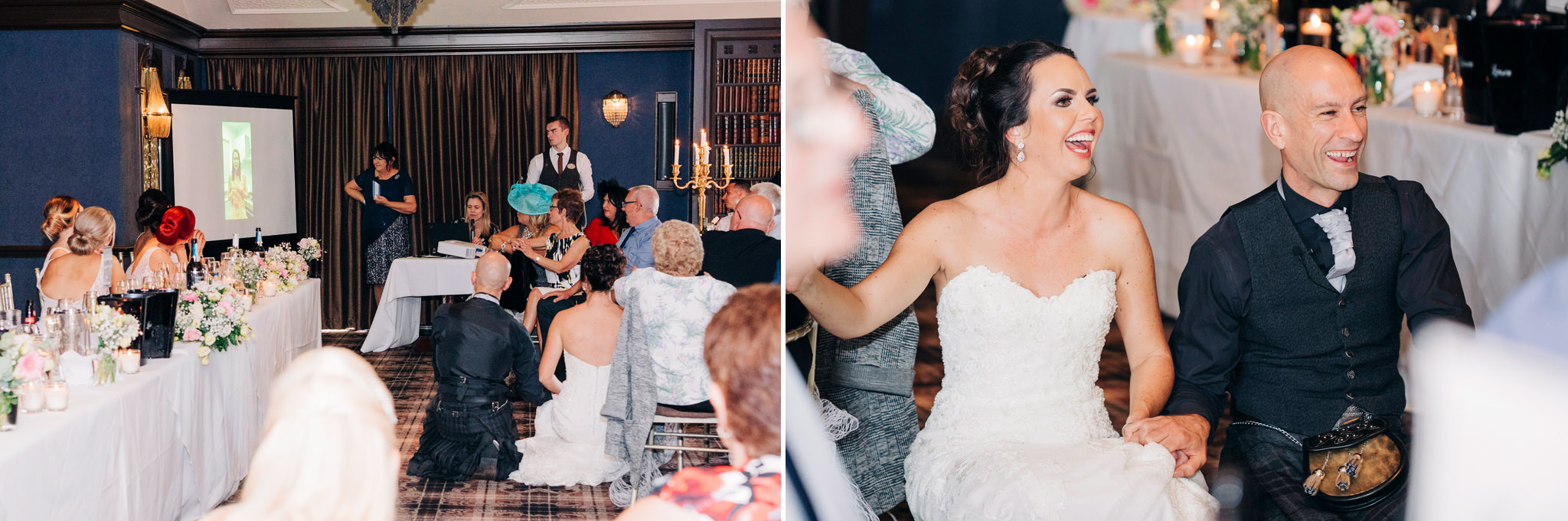 cornhill castle wedding photography