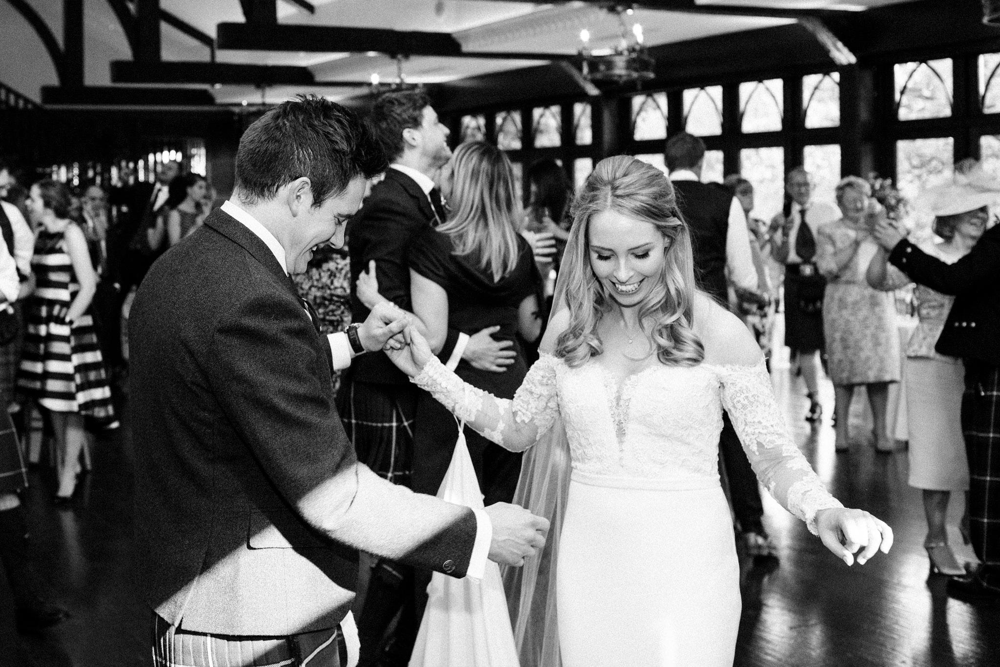 crossbasket castle wedding photographer glasgow
