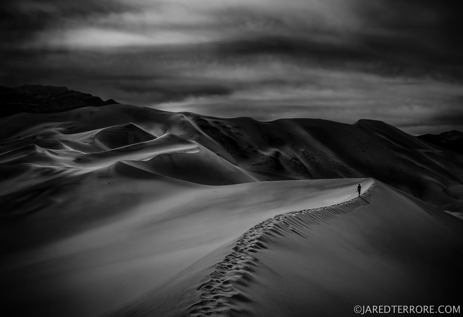 Death Valley: Eureka Dunes