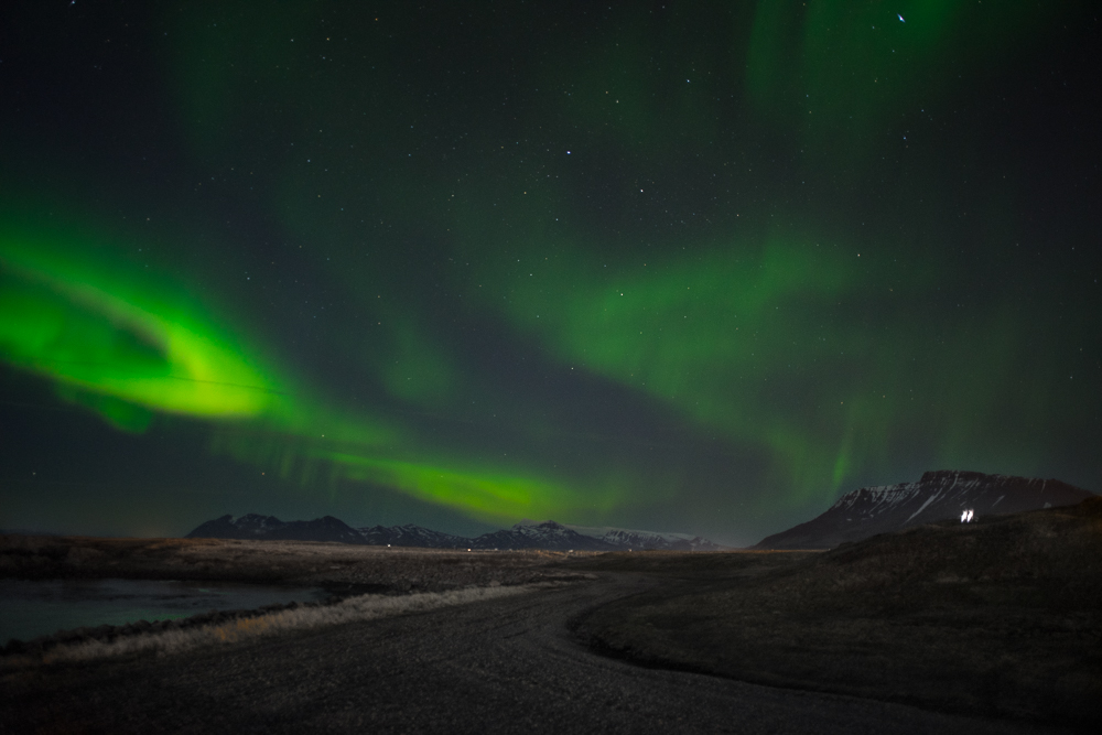 Northern Lights: If I chose the momentary comfort of my warm sleeping bag I would have missed my one chance to see the Lights on my trip. It literally required me to step out of my comfort zone.