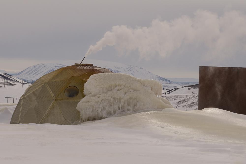 Geothermal power is everywhere