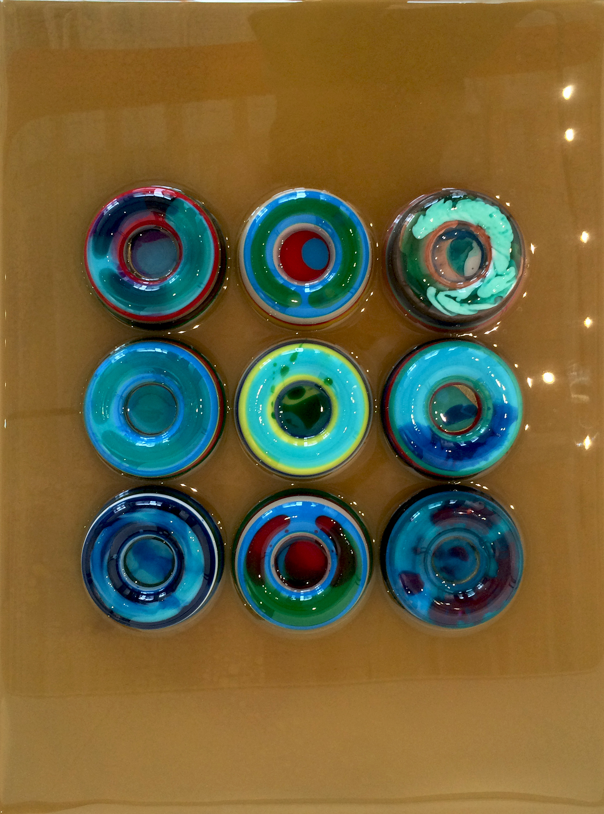 Blue Rings
