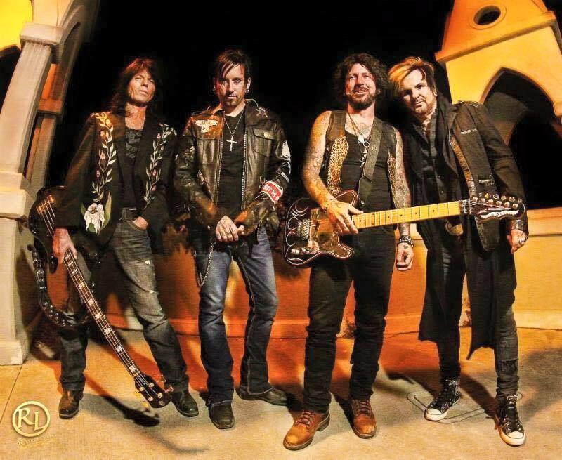 Devil City Angels with Rudy Sarzo