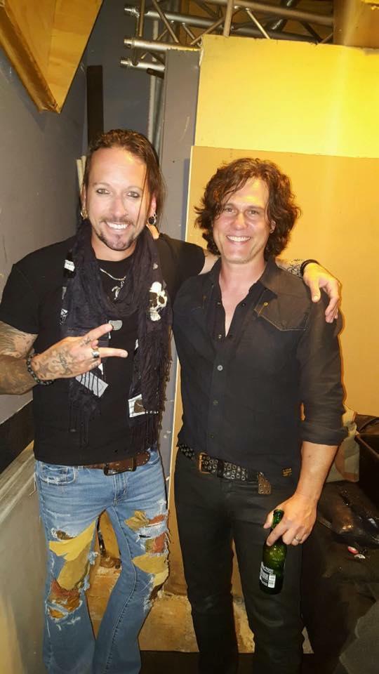 Brandon Gibbs and Joel Kosche