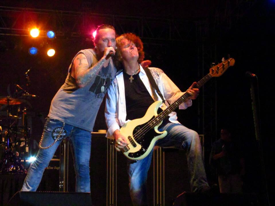 Brandon and Bobby Dall