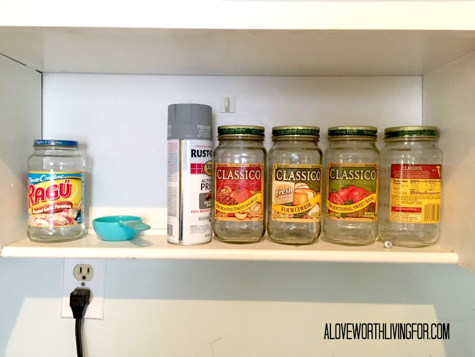 How To Clean Food and Candle Jars by A Love Worth Living For 4.jpg