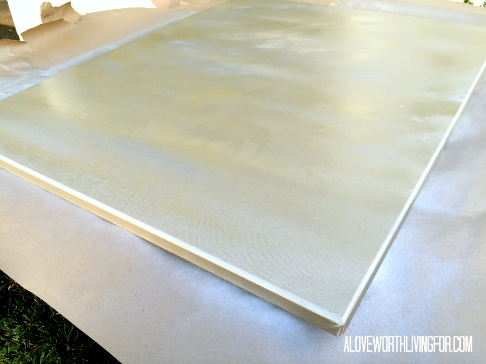 Metallic Wall Art DIY by A Love Worth Living For 003.jpg