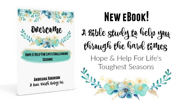 A Bible study to arm and prepare you to overcome in life most challenging seasons.