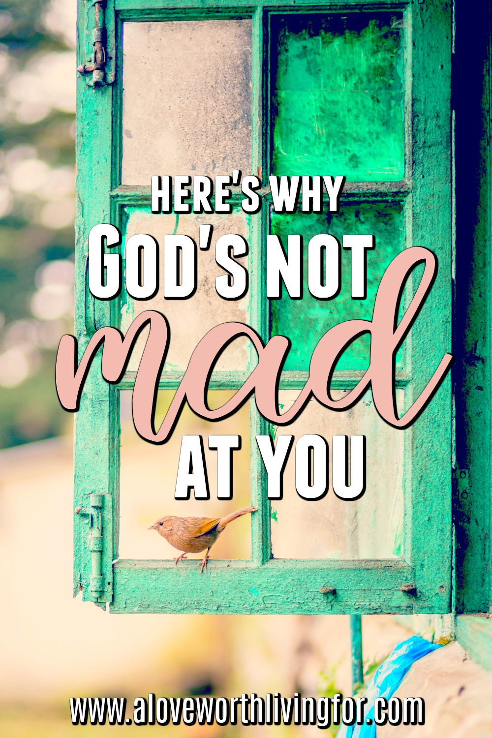 We tend to assume that God behaves the way we or our authority figures do. We assume He's frustrated by our progress (or lack thereof) in life, but is that the case? Is God mad at you? Here is some proof that He is not mad or disappointed in you.