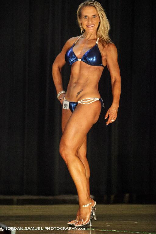 Joanne Giannini   INBF Northeast Classic, 2013   Age:47