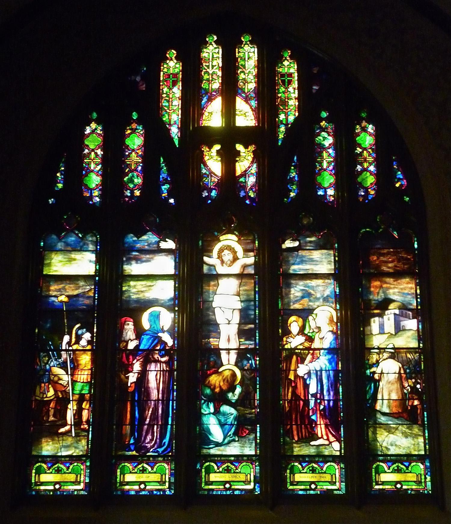 Altar Restoration - St. Leo's, Leominster, Ma.