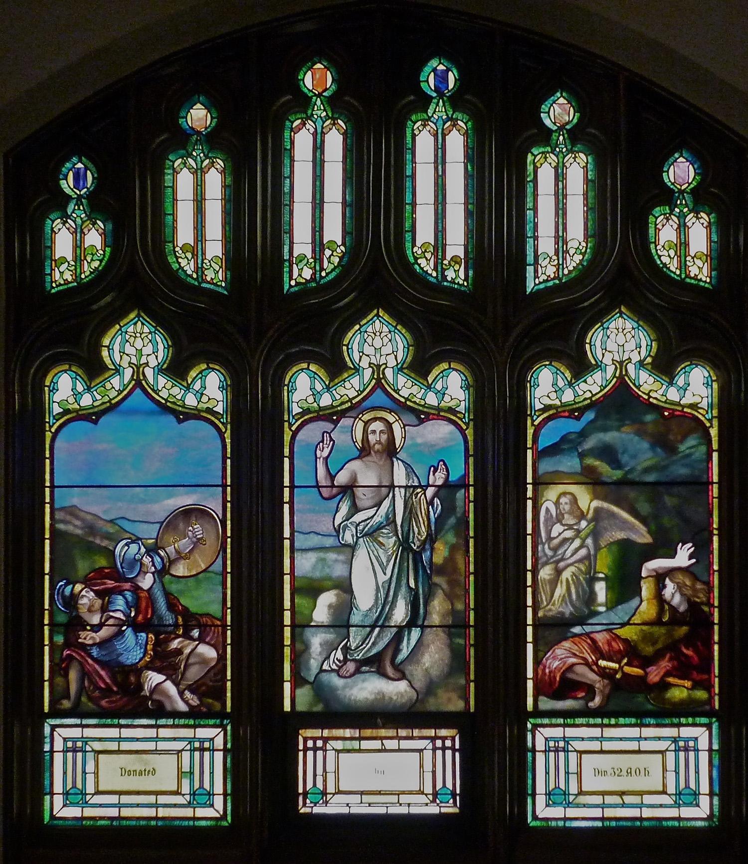 St. Leo's Restoration
