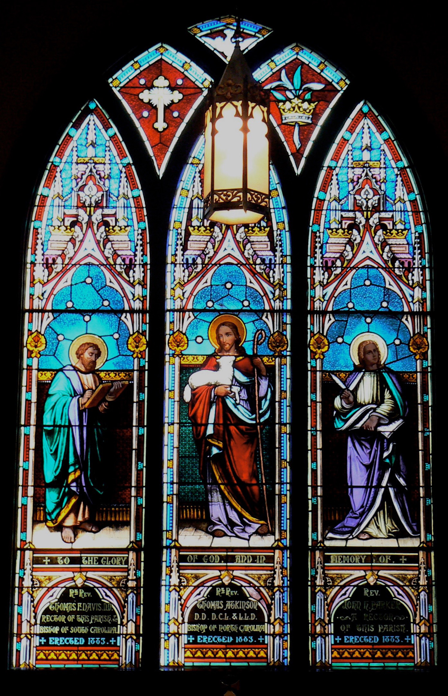St. Luke's Episcopal - Salisbury, NC