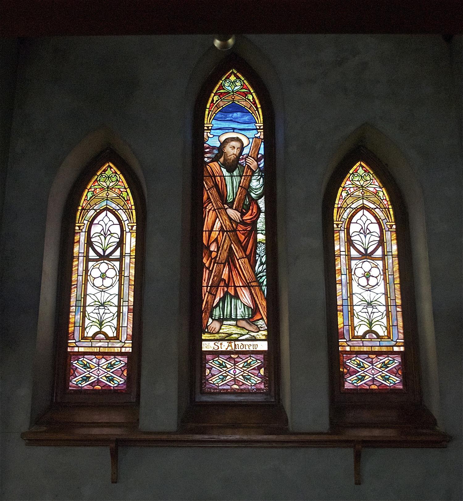 St. Andrew's - Mt. Washington, Ma.