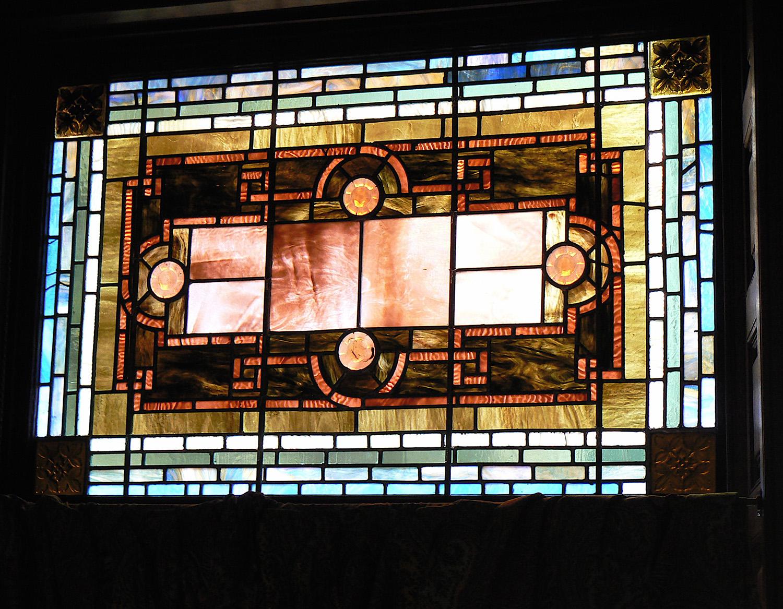 Osborne Building NYC- Tiffany Restoration