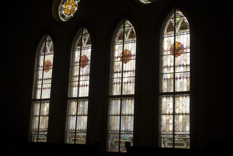 Universal Preservation Hall, Saratoga, NY - Balcony Interior