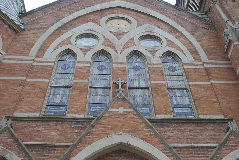 Universal Preservation Hall - Restored, Exterior